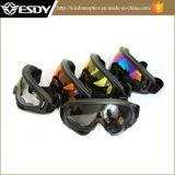 Esdy Airsoft Caça X400 Proteção Contra Poeira do Vento Tactical Óculos óculos de motociclos