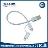 mode de longueur de 20cm et câble d'alimentation chaud (TUV)