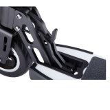 Scooter chaud /Ledlights de Skatiing de rouleau du pli deux de ventes de conformité de la CE