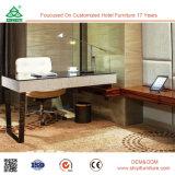 贅沢な現代純木のホテルの寝室セットの家具