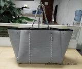 2017 het Geperforeerde Neopreen van de tendens Producten Dame Fashion Tote Handbag
