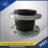 Single Sphere Rubber Bellow Joint d'expansion (compensateur)