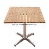 خارجيّ حديقة سطح طاولة خشبيّة طاولة قابل للفصل