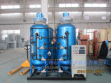 酸素の生産工場(PSA)