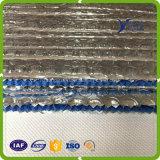 De tweezijdige Bel van de Aluminiumfolie voor de Isolatie van het Dak van de Bouw van het Frame van het Metaal