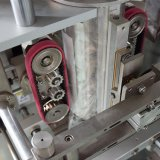 O leite automático do café tempera a máquina de empacotamento de enchimento do pó detergente