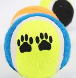 Fördernde haltbare Haustier-Tennis-Kugeln