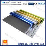 Arpillera auta-adhesivo durable para el suelo del PVC
