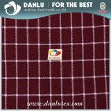 Gewebe des Popelin-100%Cotton mit dem Form-Plaid gedruckt für Hemd