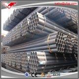 Tubo de acero API5l/ASTM A53 Grb/Q235/Ss400 de ERW