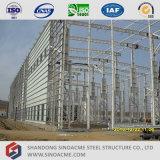 Edificio industrial de acero pesado de Strucutre de la alta subida
