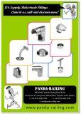 Supporto dell'inferriata/montaggio di vetro del corrimano acciaio inossidabile