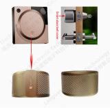 Pezzo meccanico di CNC per il coperchio astuto del campanello per porte
