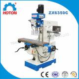 Máquina de perfuração de fresagem horizontal e vertical universal (ZX6350C ZX7550CW)