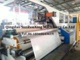 Automatisches Gewebe, zum zu schäumen Leather/PU Schaumgummi-lamellierende Maschine