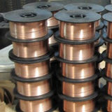 낮은 탄소 강철 물자 Er70s-6 MIG 용접 전선 0.8mm-2.0mm