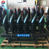 De Filter van de Behandeling van het Water van de Fabrikant van China, de Filter van de Schijf