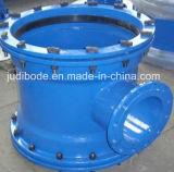 Encaixe de tubulação Ductile do ferro de ISO2531 /En545