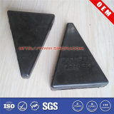 Pés de borracha de silicone resistentes à alta temperatura OEM (SWCPU-R-M018)