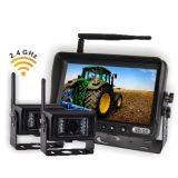 農場トラクターの農業装置の無線カメラシステム