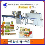 (Cfc-590+SWD-2500) Machine automatique d'emballage thermorétractable
