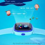 IP67 imperméable à l'eau GPS badine la montre de traqueur avec l'écran tactile (D25)