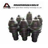 22mm Round Shank Surface Drilling Bullet Bit Auger Rock Drill Tools Pièces de rechange rotatives