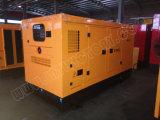 generador diesel silencioso estupendo de 313kVA Deutz con aprobaciones de Ce/Soncap/CIQ/ISO