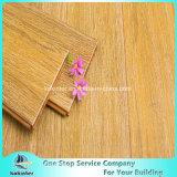 Preiswertester Preis aufgetragener Strang gesponnener Bambusbodenbelag-Innengebrauch in der Qualitäts-weiße Eichen-Farbe