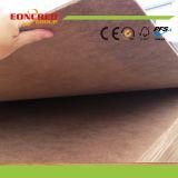 Panneau dur 1220X2440mm Couleur brun foncé