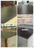 triplex van de Bekisting van 18mm het Concrete met de Bruine Kern van de Populier van de Lijm van de Film WBP