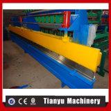 機械を形作る電流を通されたカラー鋼鉄金属板の曲がるロール