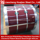 L'aluminium de matériau de construction a galvanisé la bobine en acier de l'épaisseur de 0.17-1.2mm