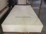 5mm de grado superior para los muebles de madera contrachapada de Pino Radiata