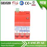 3p Application PV DC parasurtenseur de Type de composant