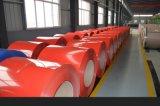 Bobina de aço galvanizado pré-pintado PPGI para folha de cobertura