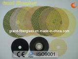 Les disques de fibre de verre pour moudre le renfort de roue