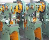 Máquina excêntrica Inclinable da imprensa de potência de 6.3 toneladas