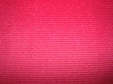 Un lado cepillado Warp Velboa tela impresa