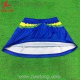 O Sportswear novo do projeto personalizou o vestido Sublimated do Netball