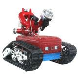 La lucha contra el fuego del robot RXR-M40d-1