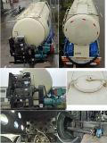 중국 45mm3 아BS 시스템을%s 가진 대량 시멘트 유조선 트레일러