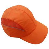 Protezione calda arancione di sport del poliestere di vendita con rete 1638