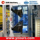 Ligne de production automatique de revêtement en poudre pour produits en acier