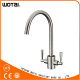 Évier de cuisine robinet eau du robinet évier de cuisine