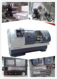 Верстачно-токарный станок Cjk6150b-2/1250 Lathe металла CNC высокой точности автоматический