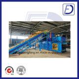 Emballage automatique hydraulique de papier de paille d'Epm réutilisant la machine