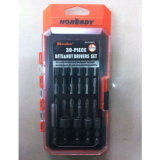30PC Bits&Nut Drivers Set Tools Set