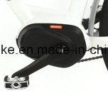 700c Mujer City Lady MID Drive Crank Motor Bici eléctrica con alta calidad
