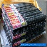 Black 6FT anti UV tissu PP tissés la couverture du sol